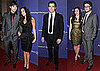 Photos of Demi Moore, Ashton Kutcher, Chris Pine, Seth Rogen, and More at the Night at Sardi's Charity Event 2010-03-19 14:30:00
