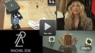 Link Time — Exclusive: Rachel Zoe Shows Us Her Latest QVC Collection!