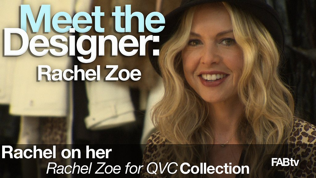 Rachel Zoe Exclusive Interview and Sneak Peek at QVC Collection Launch