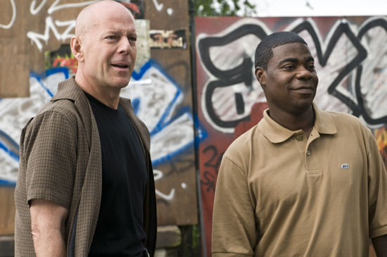 Video Movie Trailer For Cop Out Starring Tracy Morgan and Bruce Willis Directed by Kevin Smith