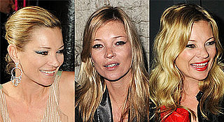 Kate Moss Makeup Poll