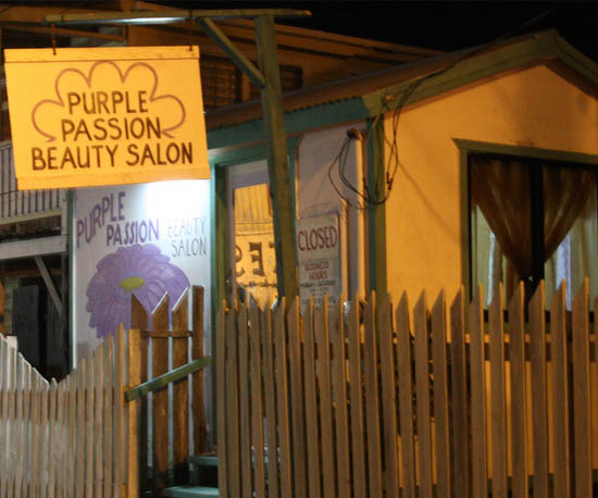 Purple Passion Beauty Salon