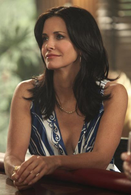 Jules Cobb Style on Cougar Town