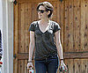 Slide Photo of Kristen Stewart in LA