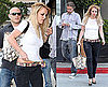 Photos of Britney Spears and Jason Trawick Getting Starbucks in LA