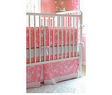 Watermelon Pagoda Crib Bedding Set