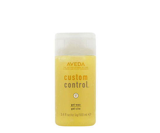 Aveda Custom Control Gel-Wax ($17) gives sexy, beachy texture to wet or dry hair, so you don't worry about your hair losing its shape in the humidity.