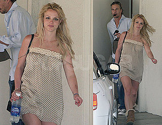 Photos of Britney Spears and Jason Trawick Together in LA 2010-03-24 08:45:00