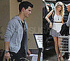 Photos of Taylor Lautner and Swift