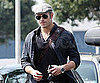 Slide Photo of Kellan Lutz in LA Wearing Dark Sunglasses