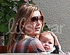 Photos of Stella Luna Pompeo Ivery and Ellen Pompeo
