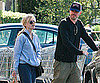 Slide Photo of Reese Witherspoon and Jim Toth at Grocery Store