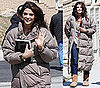 Photos of Ashley Greene on Set