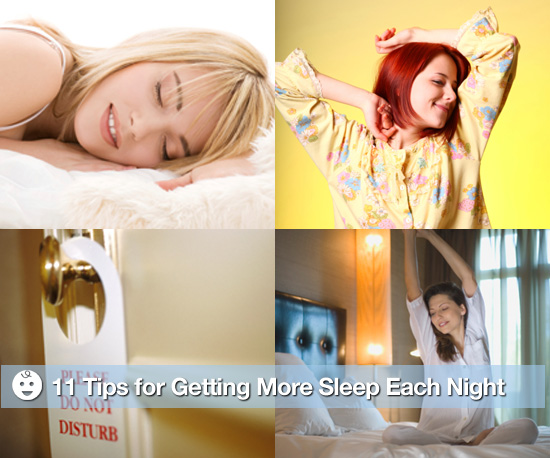 Get a Better Night&#039;s Sleep Tips