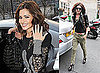 Photos of Cheryl Cole in Paris Not Wearing Her Wedding Ring, Watch Francine Lewis&#039;s Impersonations Cheryl Moves On Sketches