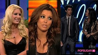 The End of The Hills, Eva Longoria Parker on Twitter, and Joe Jonas on American Idol 2010-03-25 14:03:36