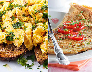 Would You Rather Eat Scrambled Eggs or an Omelette?