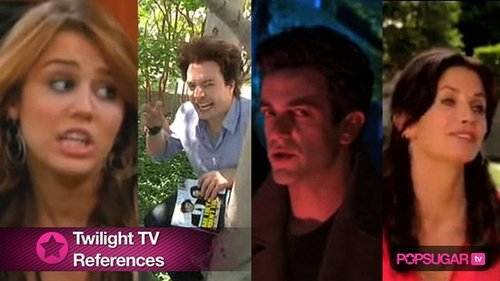Twilight References on TV 2010-03-29 09:00:00