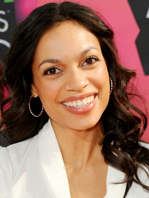 Rosario Dawson at 2010 Kids Choice Awards