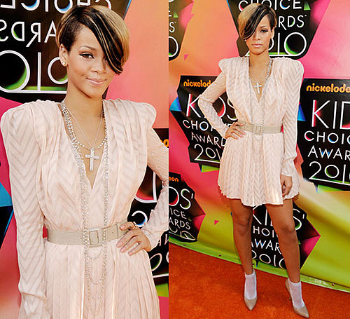 Rihanna at 2010 Kids Choice Awards 2010-03-28 14:13:34
