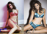 Photos of Kelly Brook Almost Naked in Underwear for Ultimo Ad Campaign