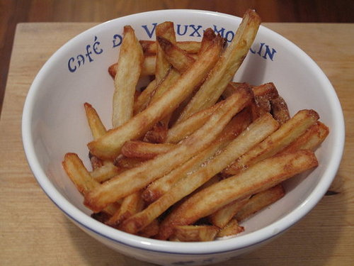 Poll: Do You Make Fries at Home?