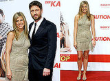 Photos of Jennifer Aniston and Gerard Butler at the Berlin Premiere of The Bounty Hunter 2010-03-29 17:30:56