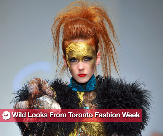The Wildest Looks From Toronto Fashion Week