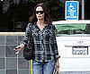 Slide Photo of Emily Blunt Grocery Shopping in LA