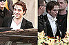 Photos of Robert Pattinson Filming Bel Ami in Budapest