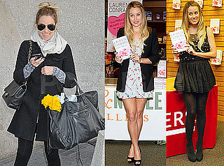 Photos of Lauren Conrad Signing Her Book Sweet Little Lies