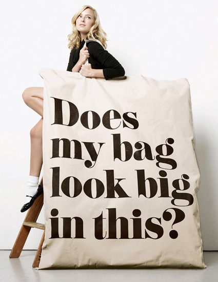 XXXXXL Bag, $495 from Chip Chop!