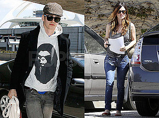 Photos of Rachel Bilson Running Errands in LA