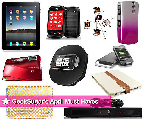 April Must-Have Gadgets