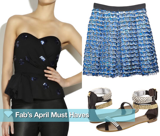Fab&#039;s April Must Haves