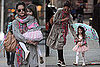 Photos of Katie Holmes and Suri Cruise In a Tutu in NYC