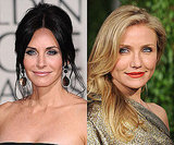 Courteney Cox vs. Cameron Diaz
