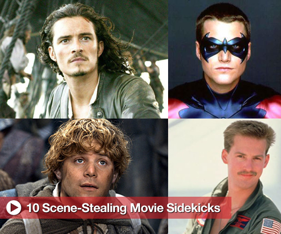 List of 10 Memorable Movie Sidekicks