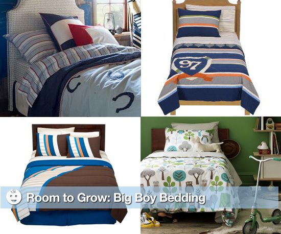 Room to Grow: Big Boy Bedding