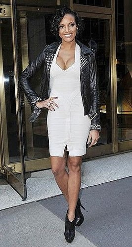 Selita Ebanks Look #1