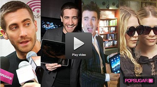 Jake's Indiana Jones Inspiration and Celebrity iPad Madness!