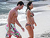 Slide Photo of Bethenny Frankel Pregnant in a Bikini on Honeymoon