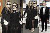 Photos of Ashley Olsen And Mary-Kate Olsen at Justin Bartha's Opening of Lend Me a Tenor on Broadway 2010-04-05 10:45:00
