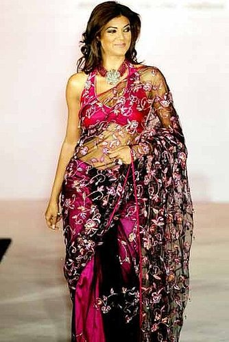 Celebs in Sarees
