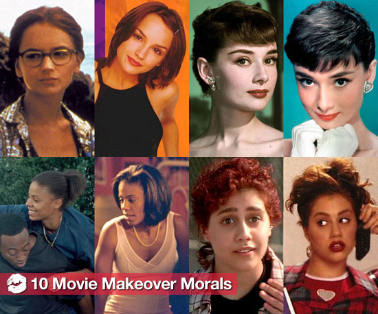 10 Beauty Lessons We've Learned From Movie Makeovers