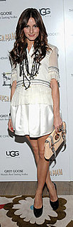 Olivia Palermo Carries Mulberry