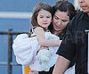 Slide Photo of Suri Cruise in NYC