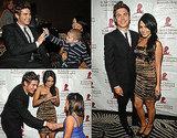 Photos of Zac Efron and Vanessa Hudgens at a St. Jude's Hospital Gala 2010-04-07 19:30:34