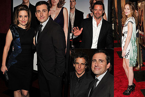Photos of Tina Fey and Steve Carell at the NYC Premiere of Date Night 2010-04-07 16:30:08