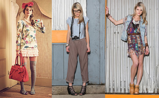 Fab Styling Tips Inspired by LuLu's Spring Look Books